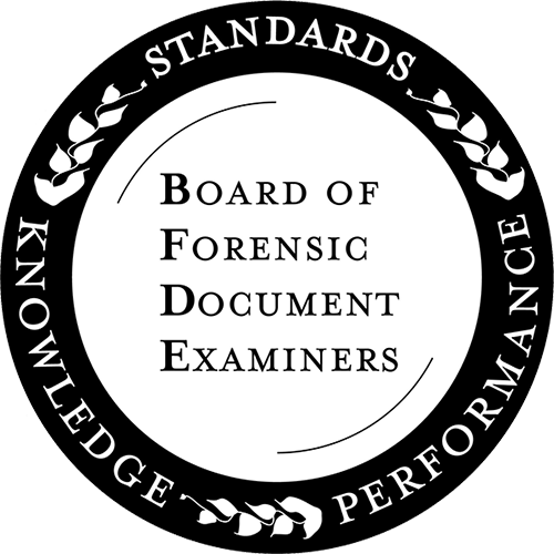 Board Of Forensic Document Examiners